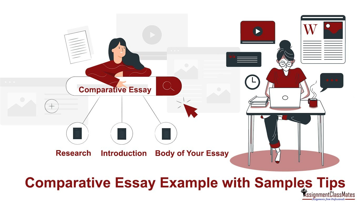 Comparative Essay Example with Samples Tips