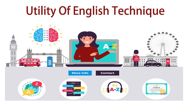 Utility Of English Technique