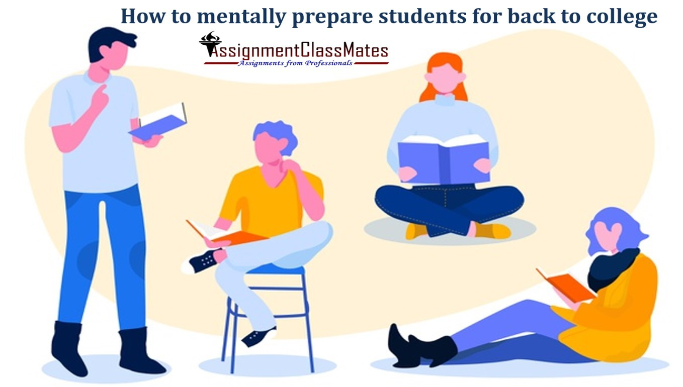 How To Mentally Prepare Students For Back To College?