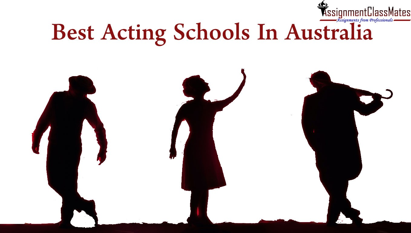 Best Acting Schools In Australia