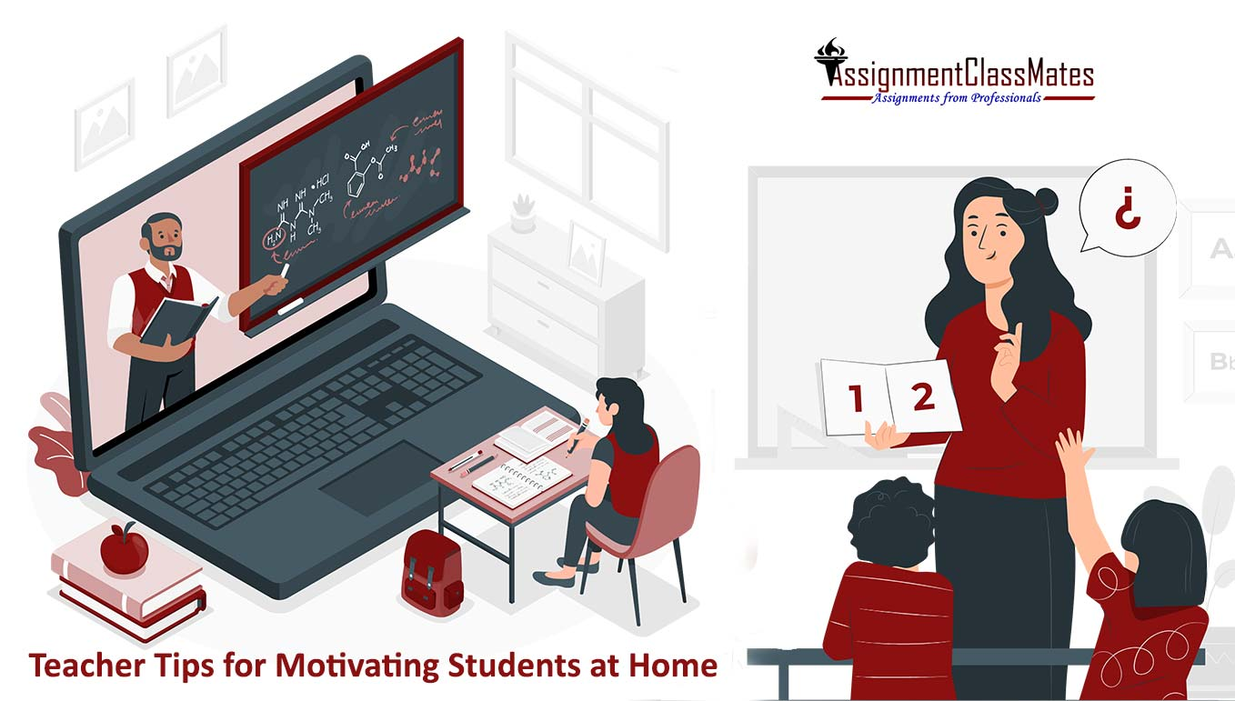 Teacher Tips for Motivating Students at Home